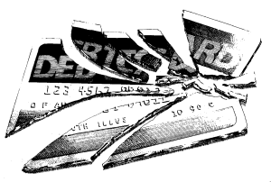 937-Cut Credit Card